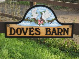 doves barn self catering
