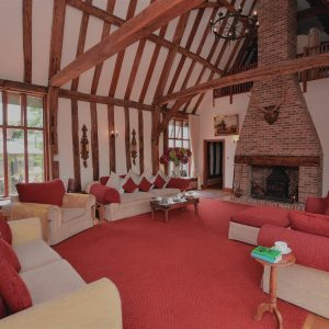 converted barn in suffolk